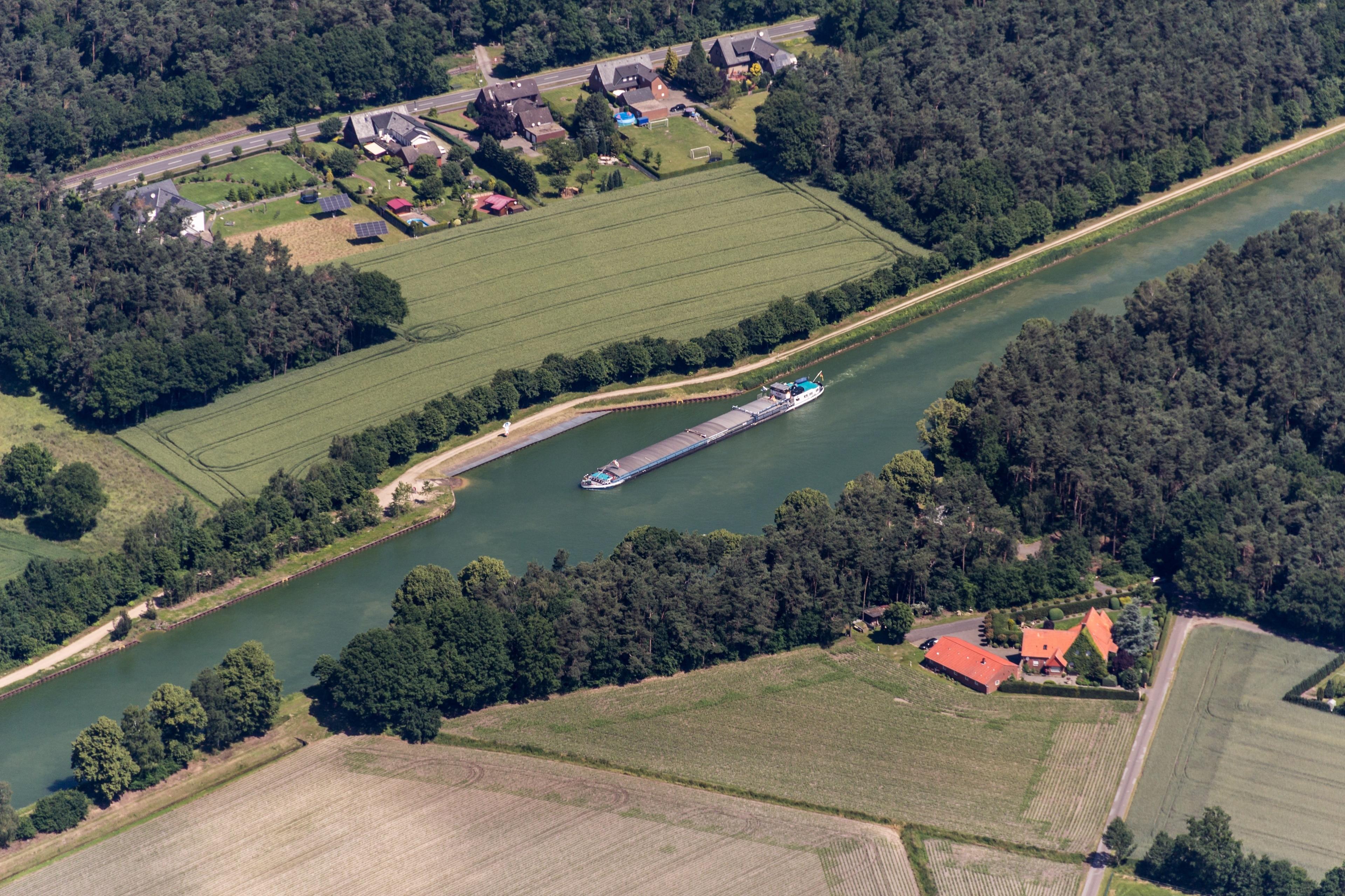 Ibbenbüren, Nordrhein-Westfalen, Deutschland