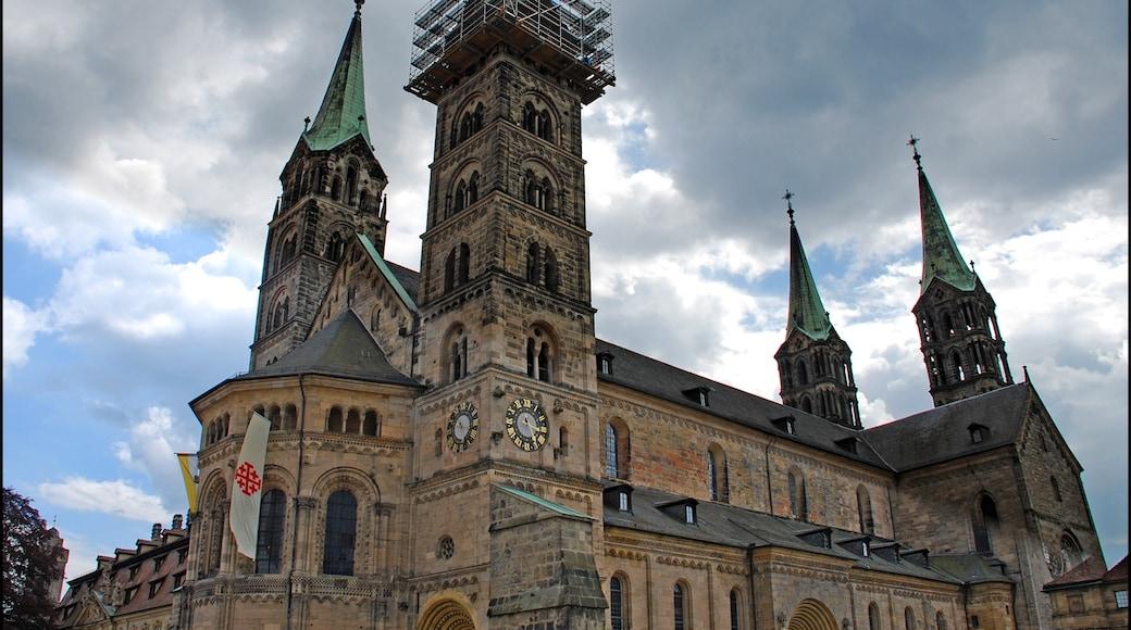 """""""Bamberger Dom""""-foto av Дмитрий Мозжухин (CC BY) / Urklipp från original"""
