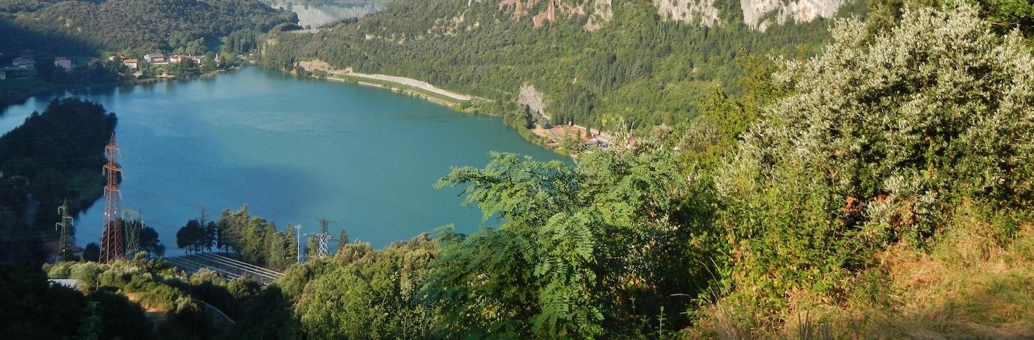 Vallelaghi, Italia