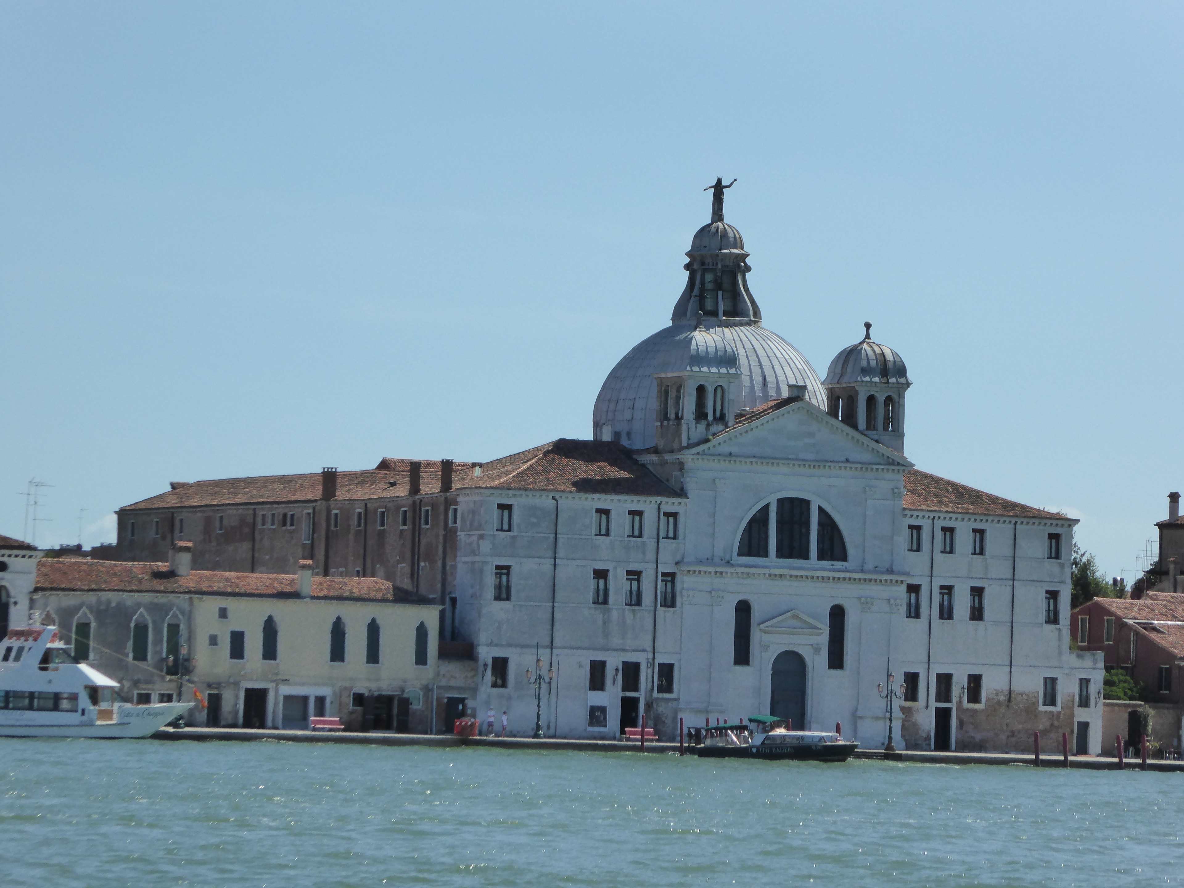 Le Zitelle, Venice, Veneto, Italy