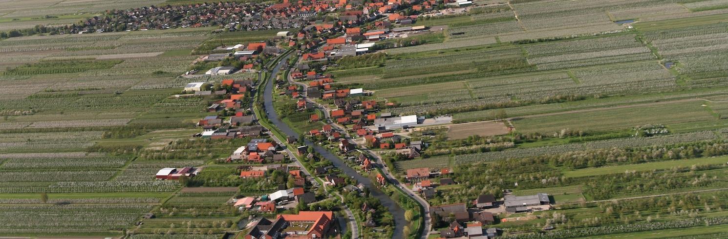 Γκουντερχαντβίερτελ, Γερμανία