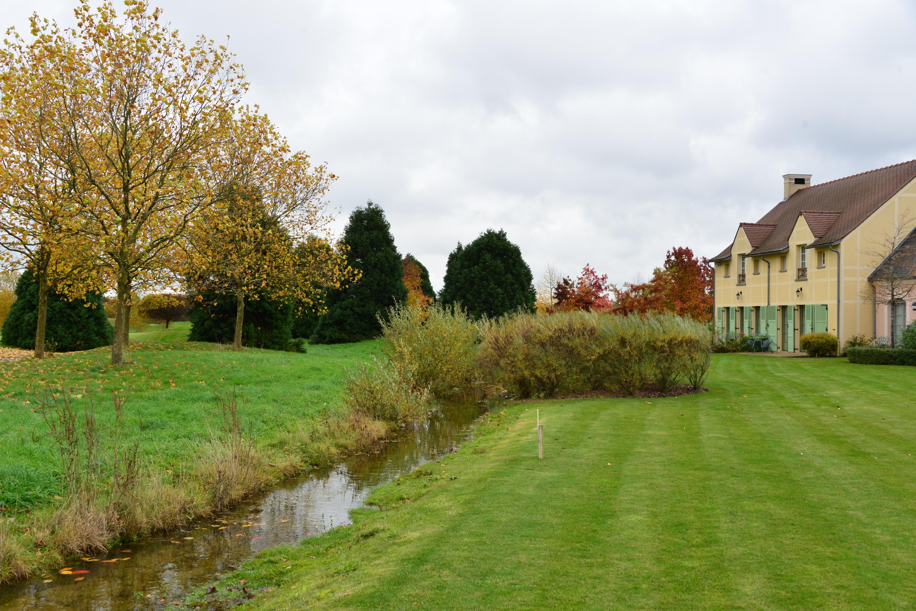 Bailly-Romainvilliers, Seine-et-Marne (departement), Frankrijk