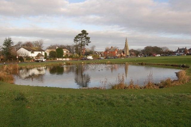 Wrea Green, Preston, England, United Kingdom