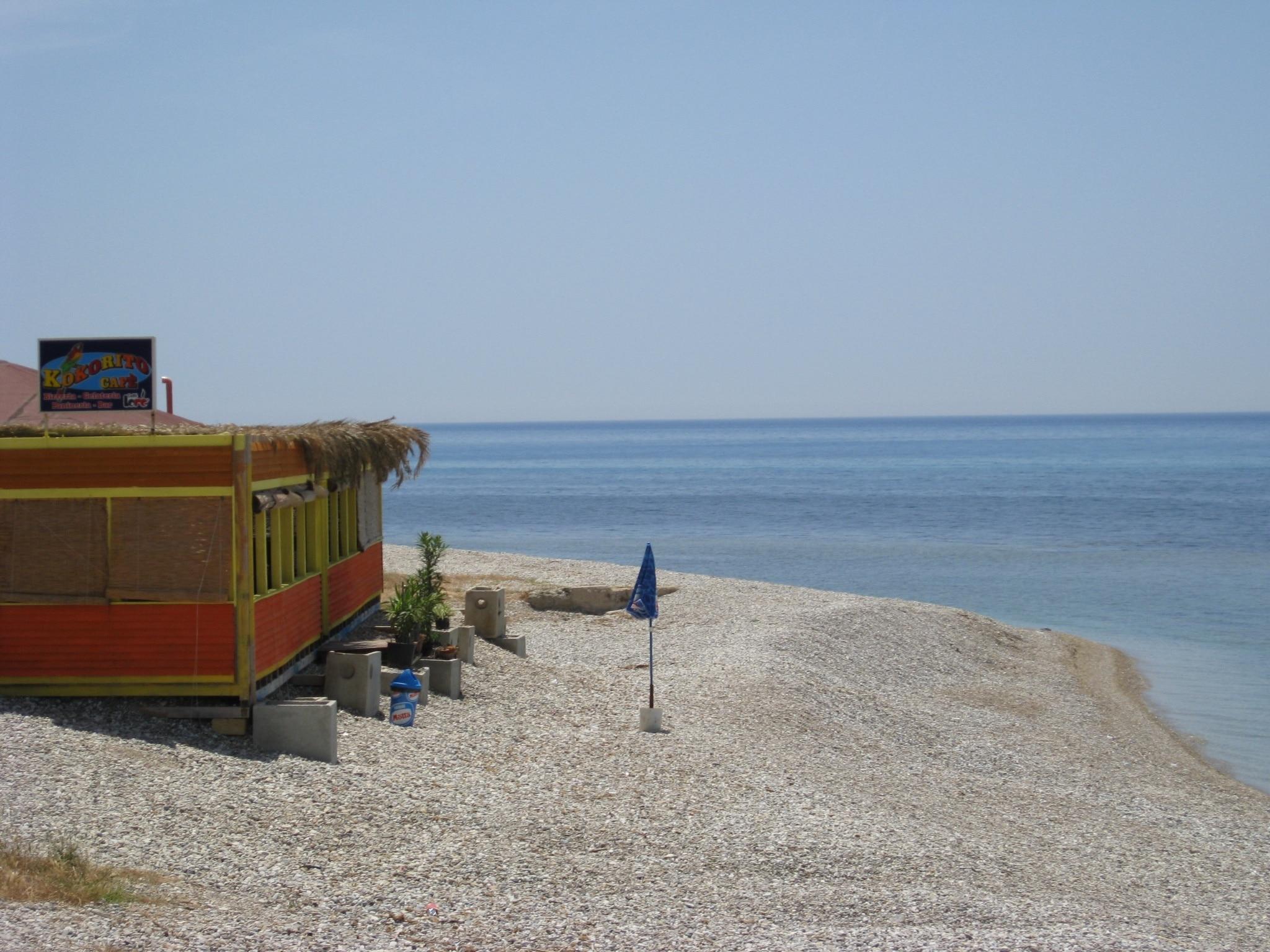 Secca Grande Beach, Ribera, Sicily, Italy