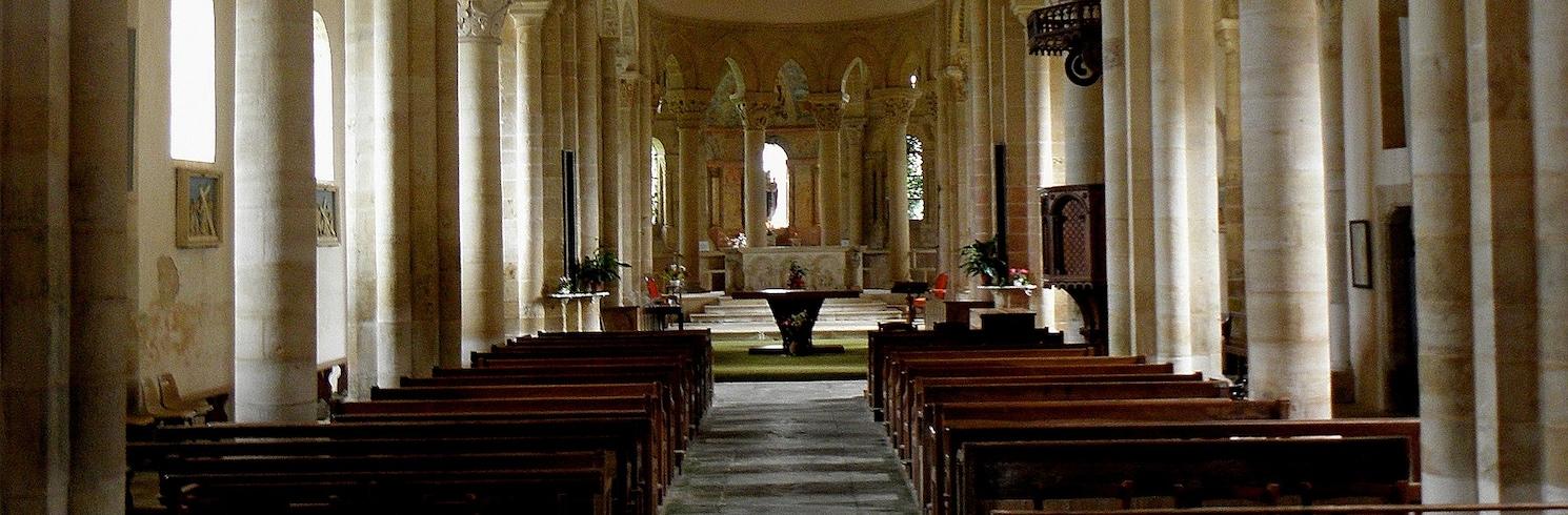 Tannay-Brinon-Corbigny, Perancis