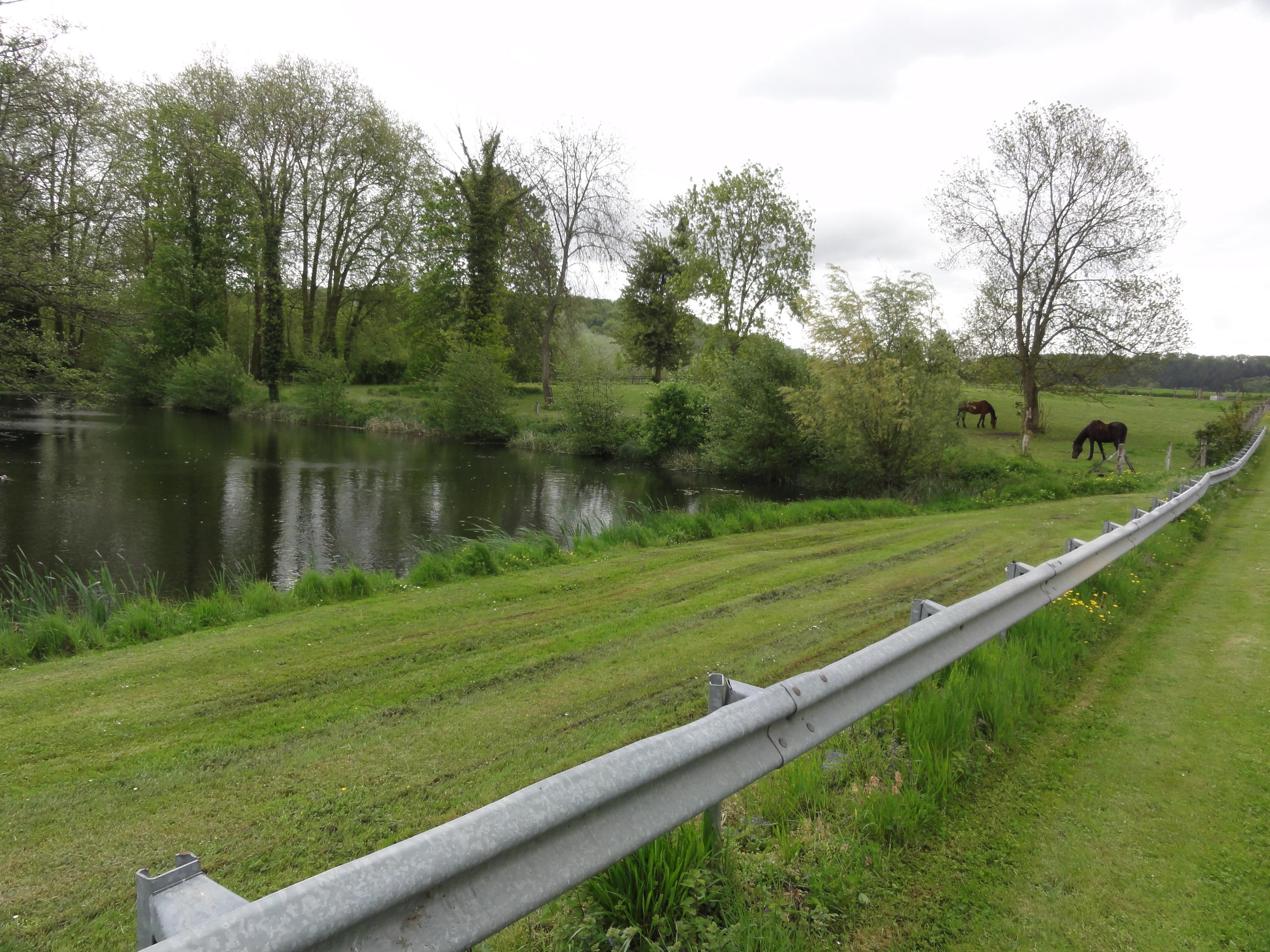 Fourdrain, Aisne, France