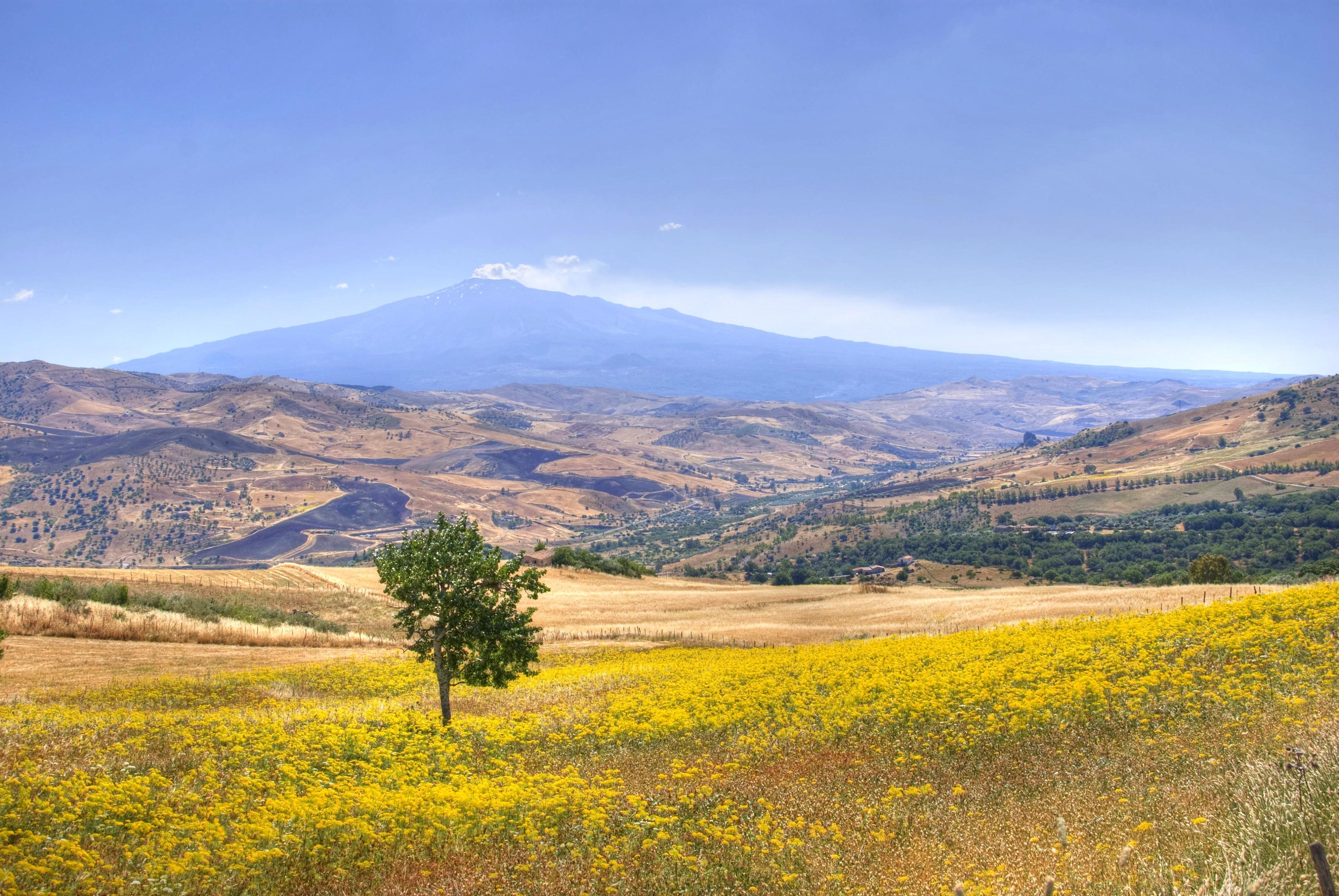 Enna (provincia), Sicilia, Italia