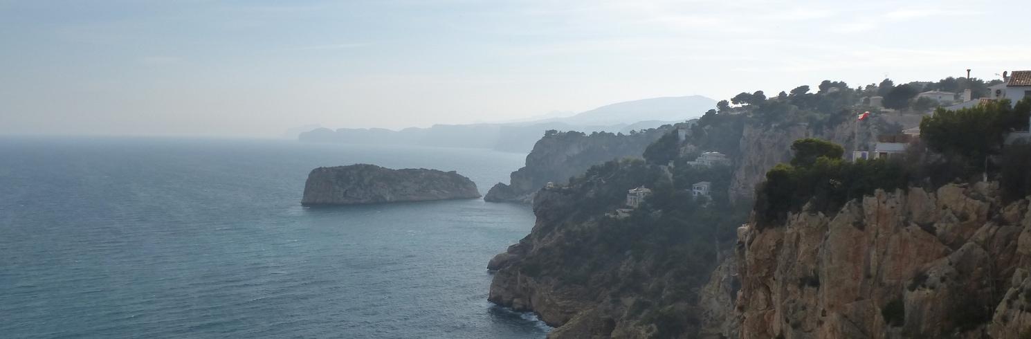 Cap de la Nau, İspanya