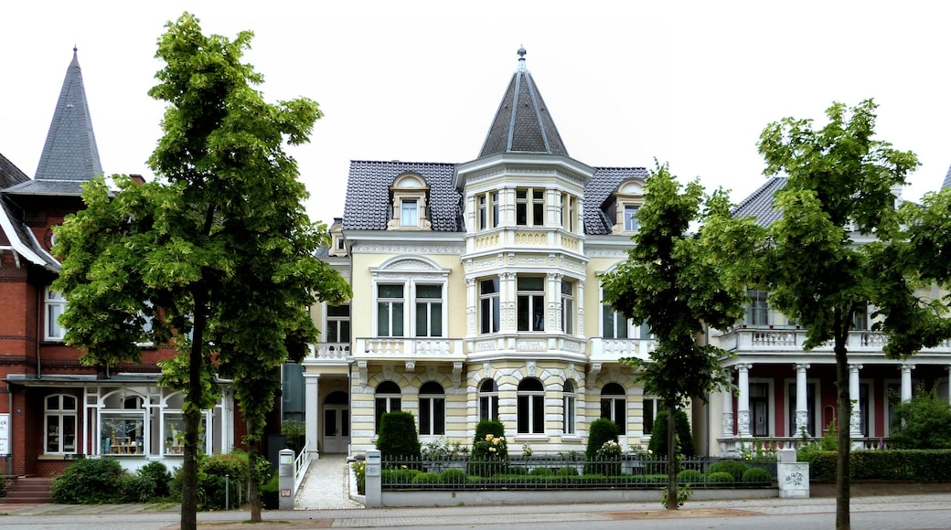 """Foto """"Bad Oeynhausen"""" von Gwexter (CC BY-SA)/zugeschnittenes Original"""