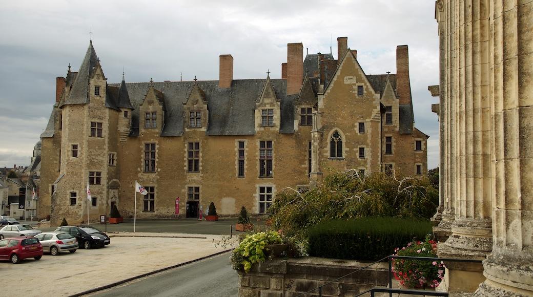 «Chateau de Bauge», photo de Daniel Jolivet (CC BY) / rognée de l'originale