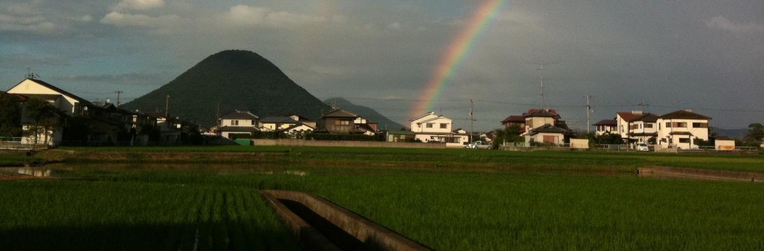 Gunge Chō, Japonya