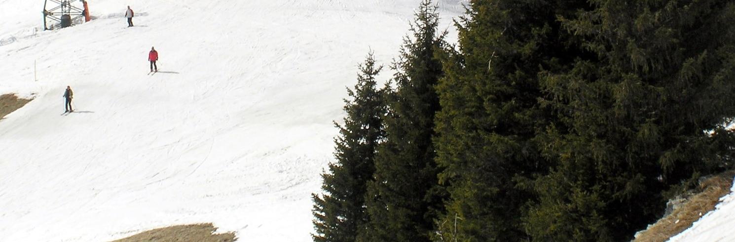Champery, İsviçre