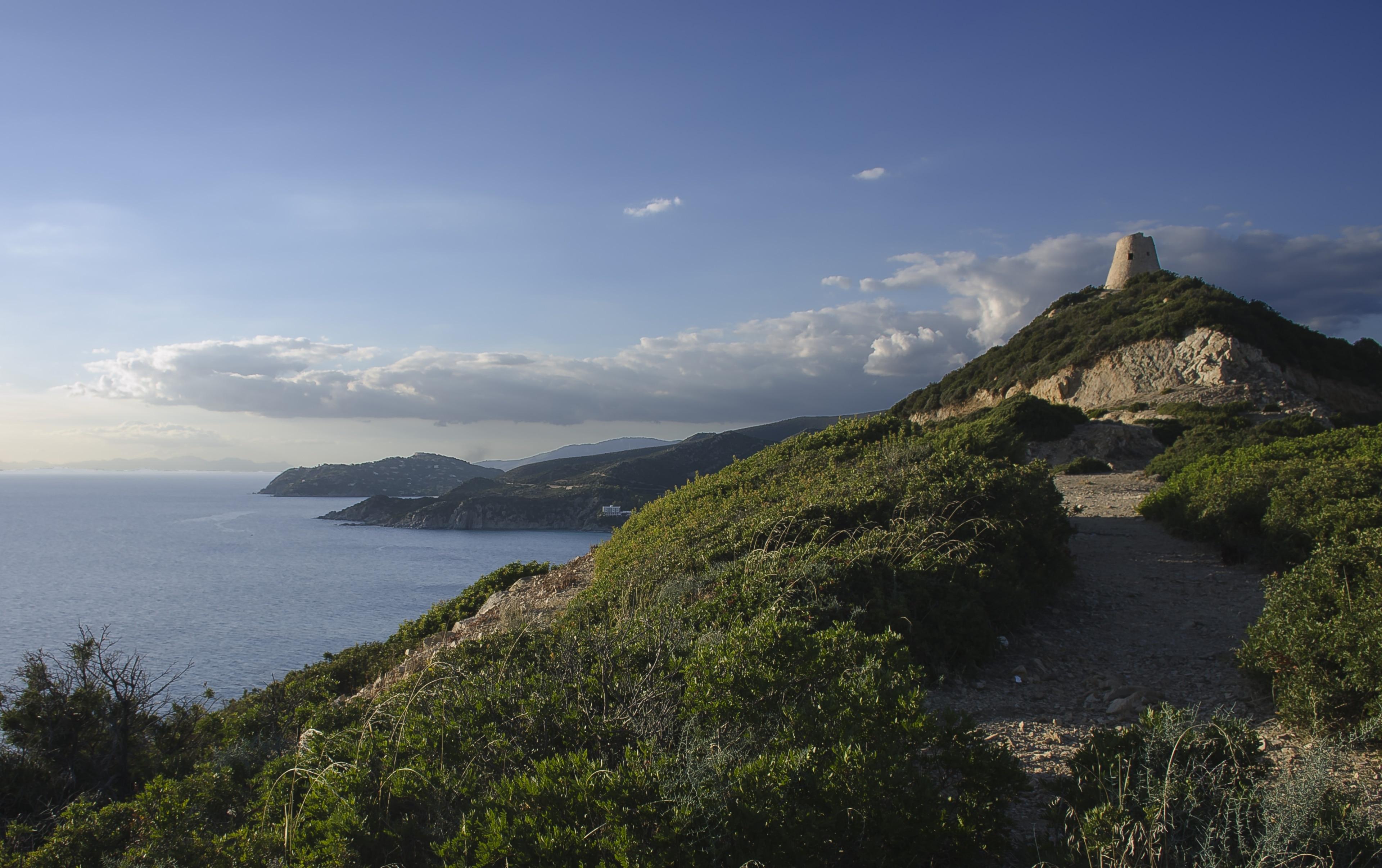 Sinnai, Sardinia, Italy
