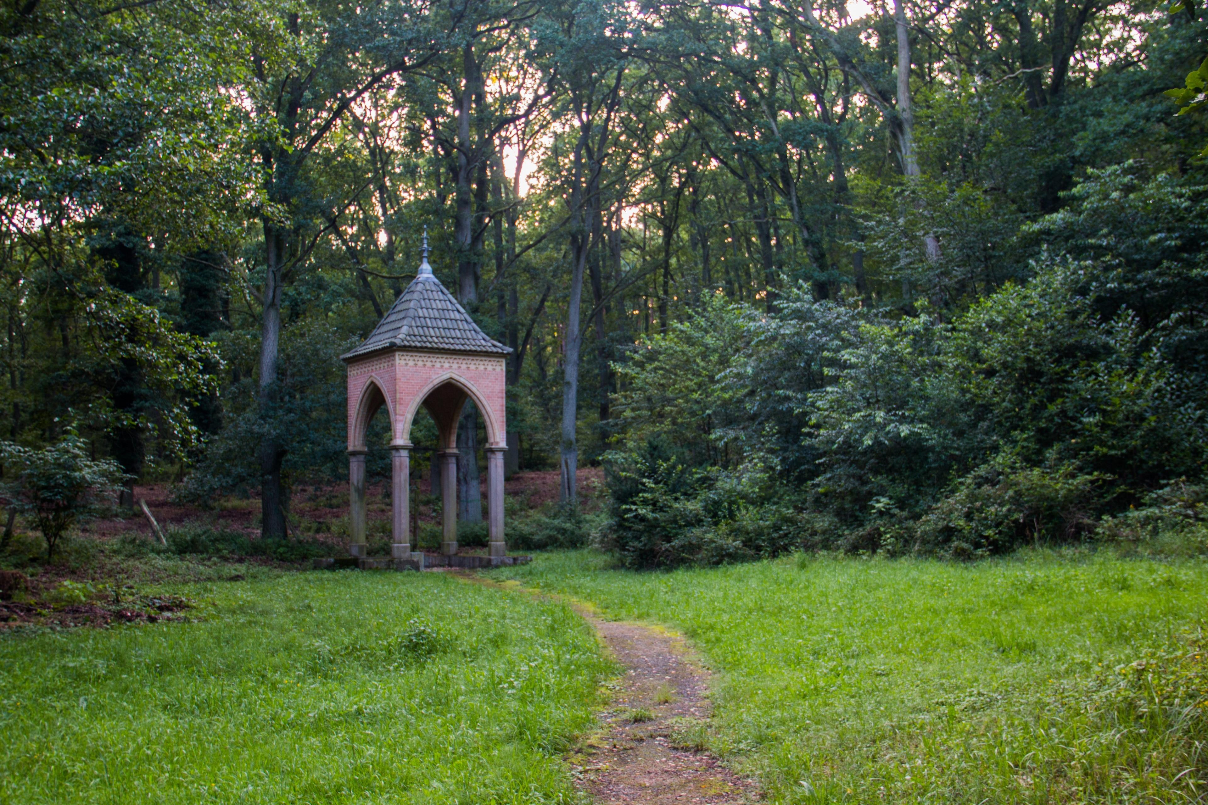 Joachimsthal, Brandenburg -regio, Duitsland