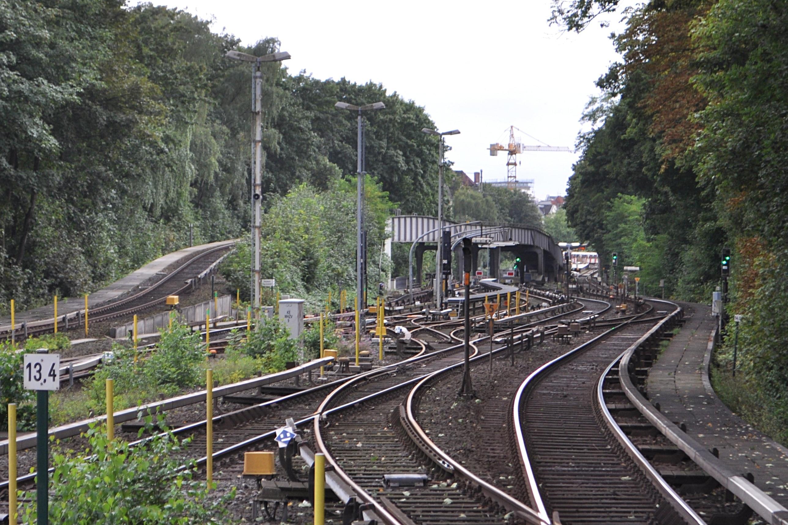 Hoheluft-Ost, Hamburg, Deutschland