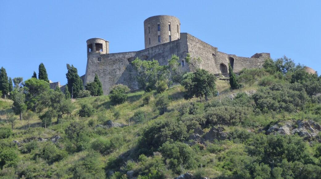 """Foto """"Fort Saint-Elme"""" von Miniwark (CC BY-SA)/zugeschnittenes Original"""