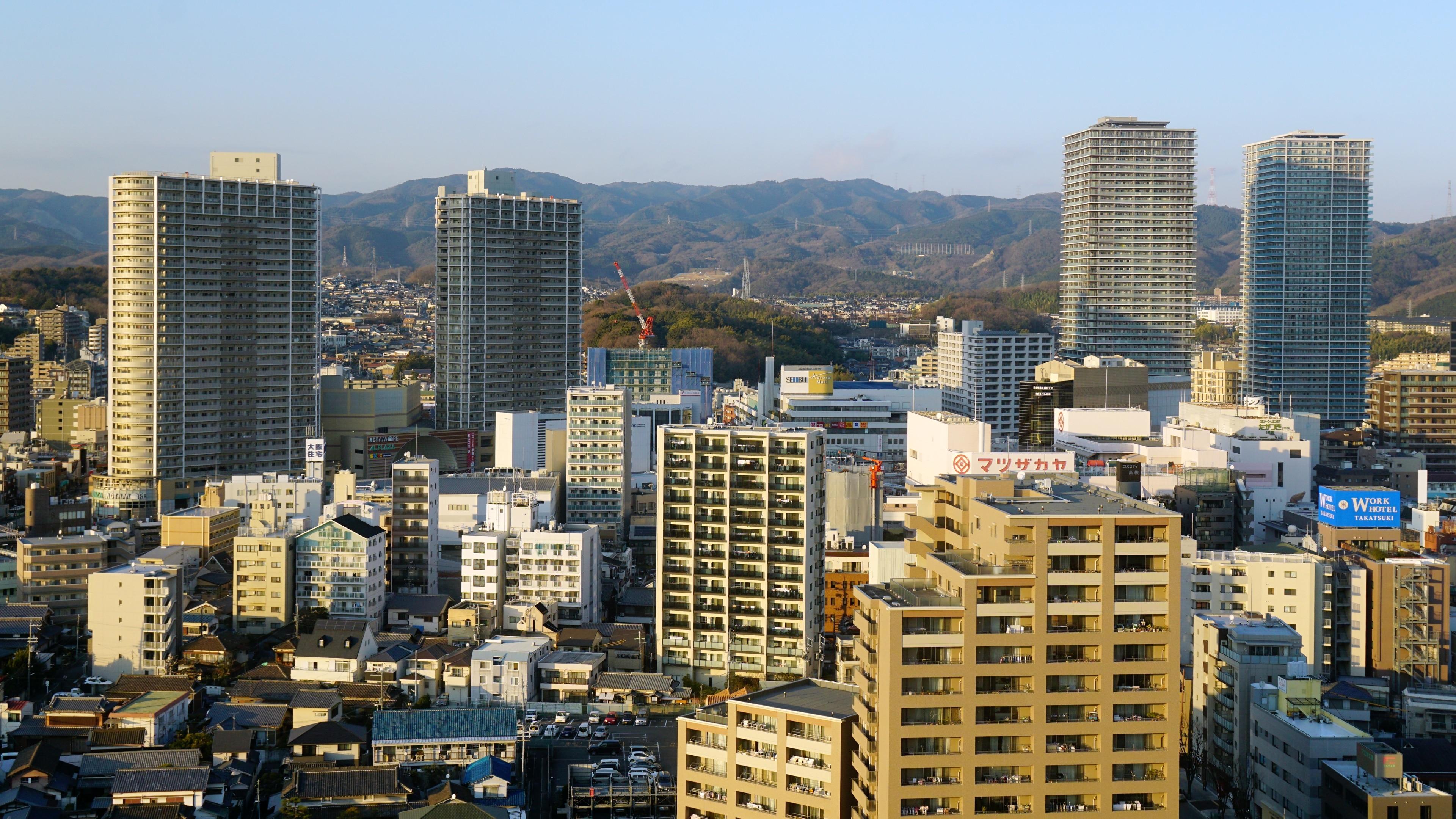 Takatsuki, Osaka (præfektur), Japan