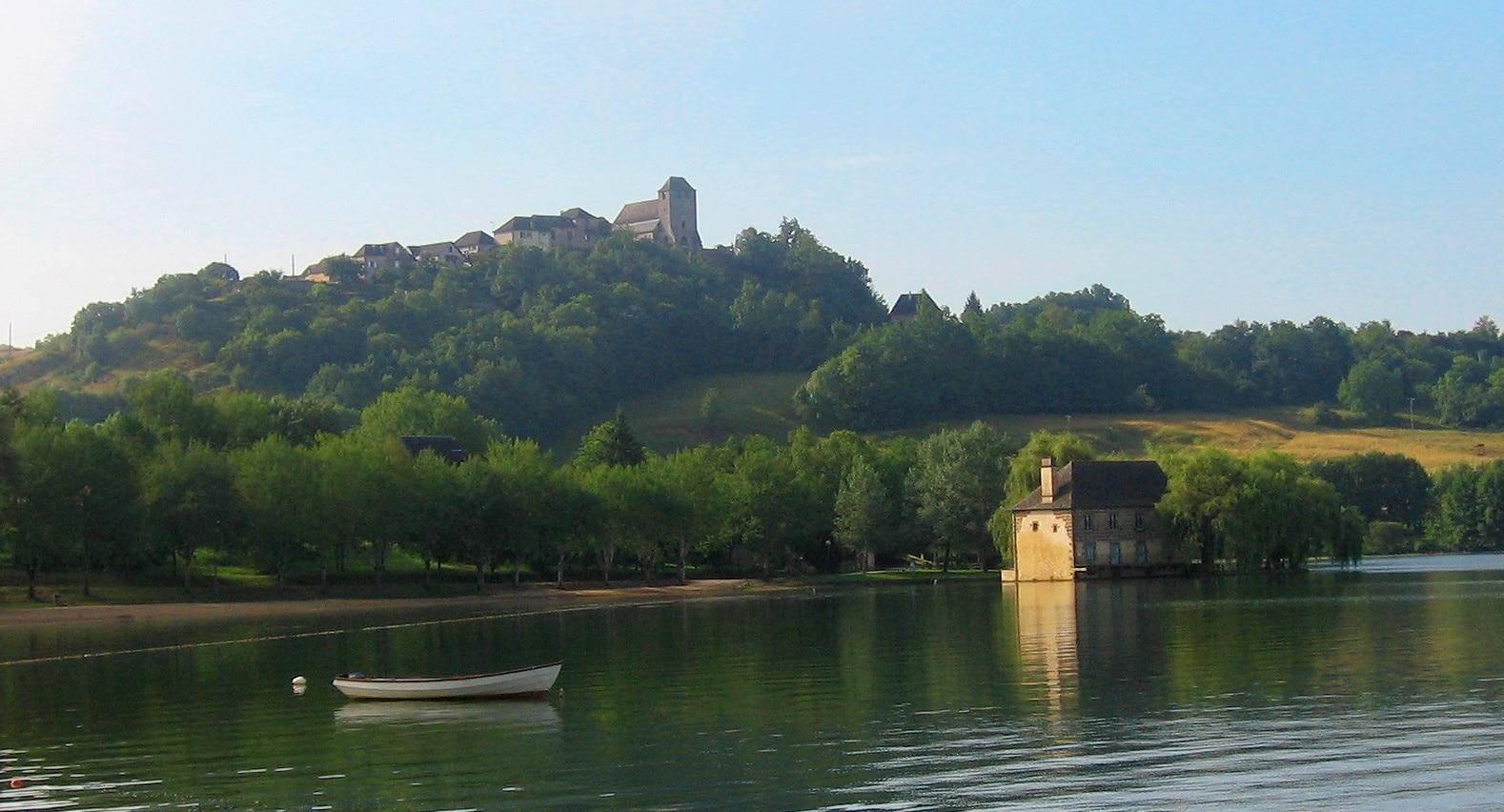 Bassin de Brive, Correze, France
