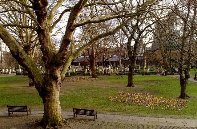 St Luke's, London, England, United Kingdom