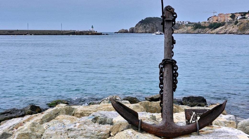 «Plage de Sant Feliu de Guíxols», photo de Tanya Dedyukhina (CC BY) / rognée de l'originale