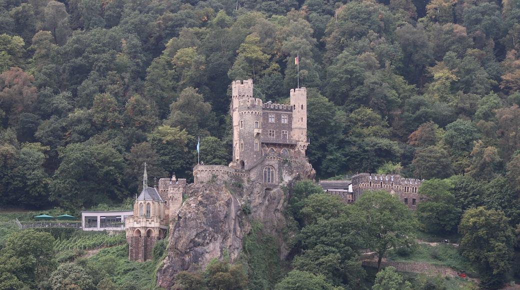 """Foto """"Burg Rheinstein"""" von SBT (CC BY-SA)/zugeschnittenes Original"""