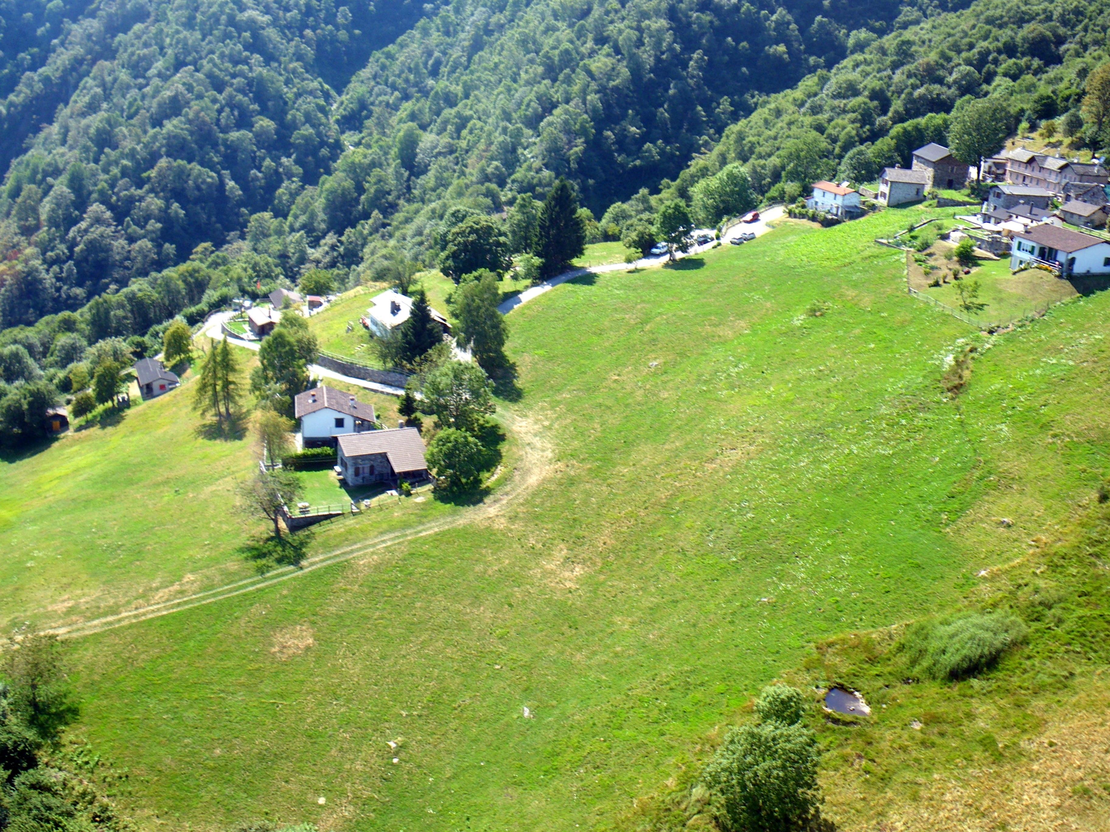 Brissago, Canton of Ticino, Switzerland