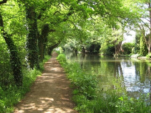 West Byfleet, England, Großbritannien