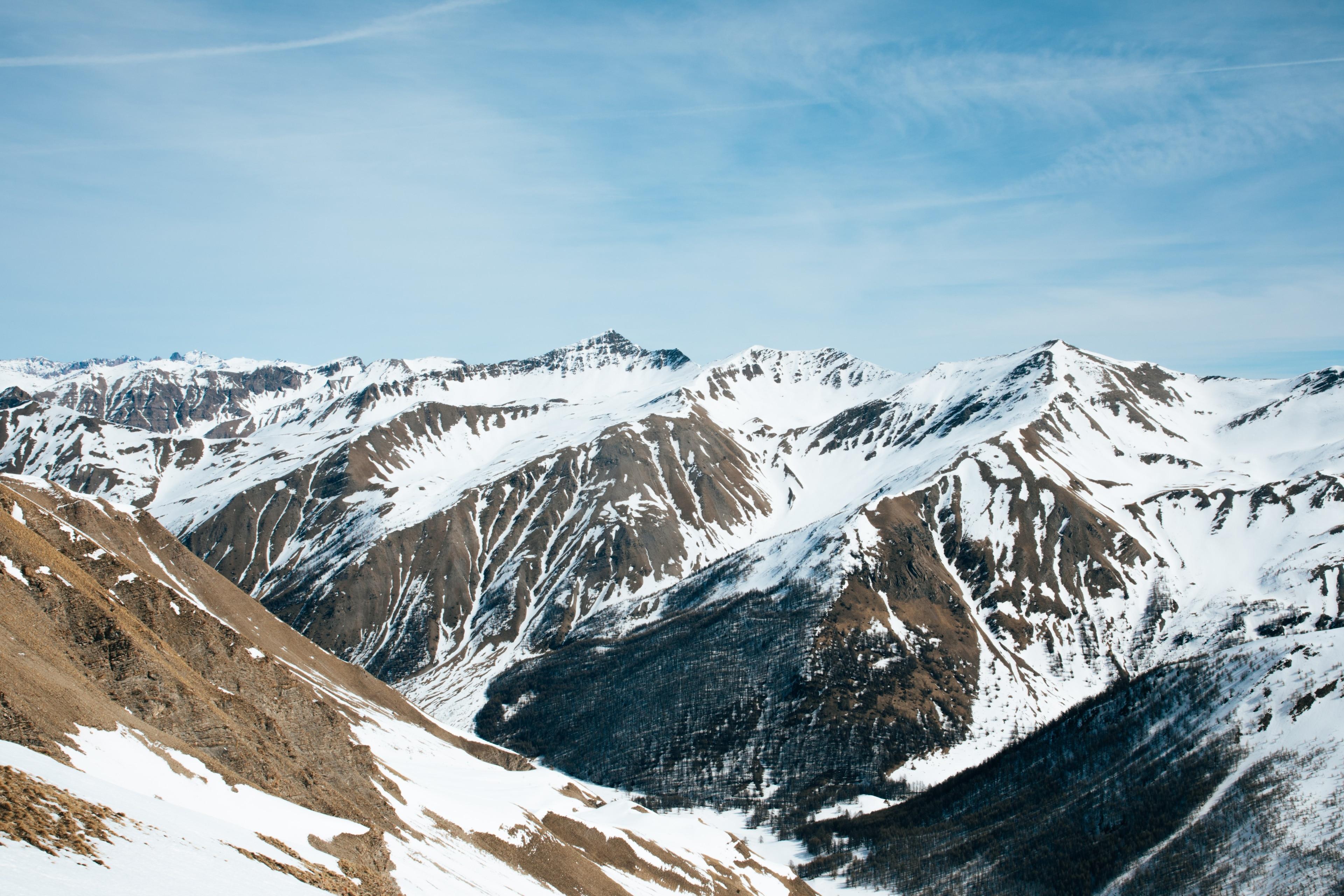Les Orres, Hautes-Alpes, Frankreich