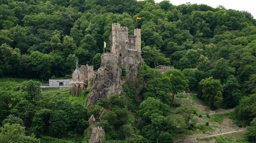 """Foto """"Burg Rheinstein"""" von Alexander Hoernigk (CC BY-SA)/zugeschnittenes Original"""