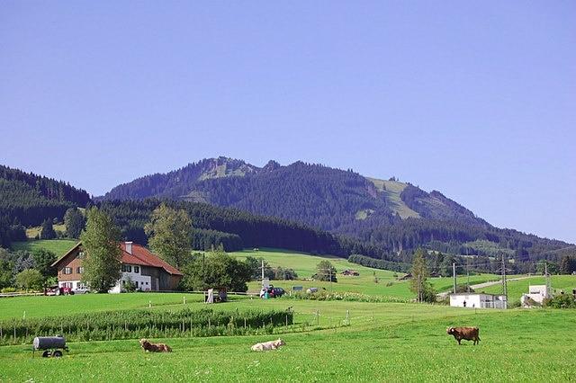 Nesselwang, Bayern, Deutschland