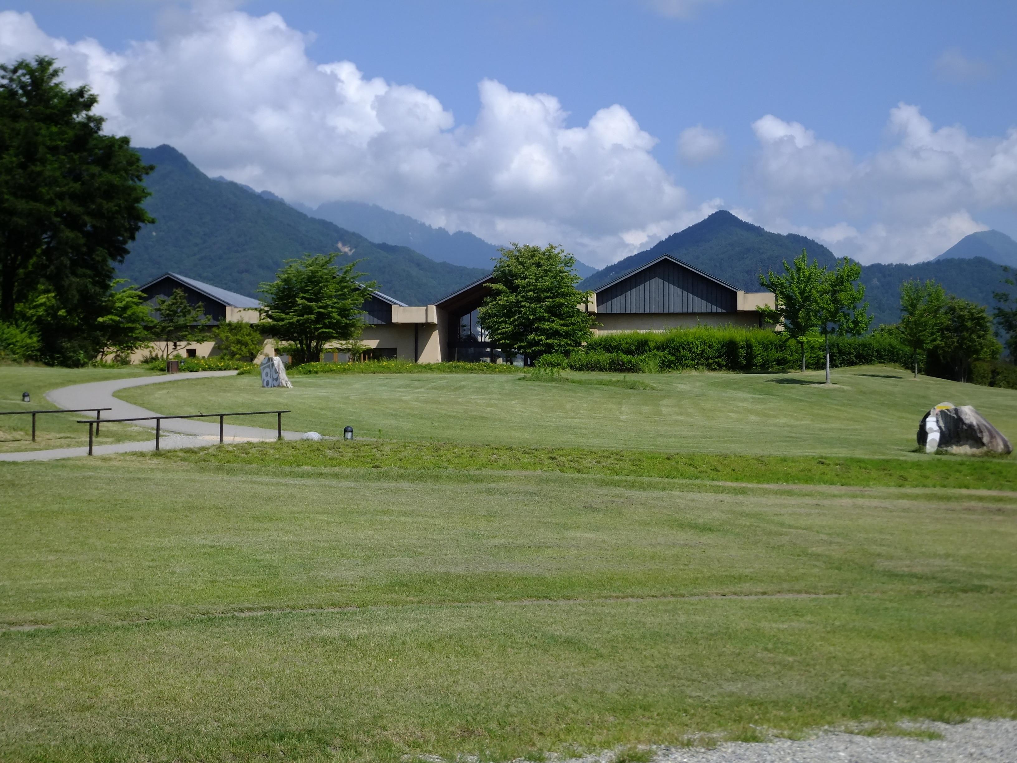 Azumino Chihiro Art Museum, Matsukawa, Nagano (prefecture), Japan