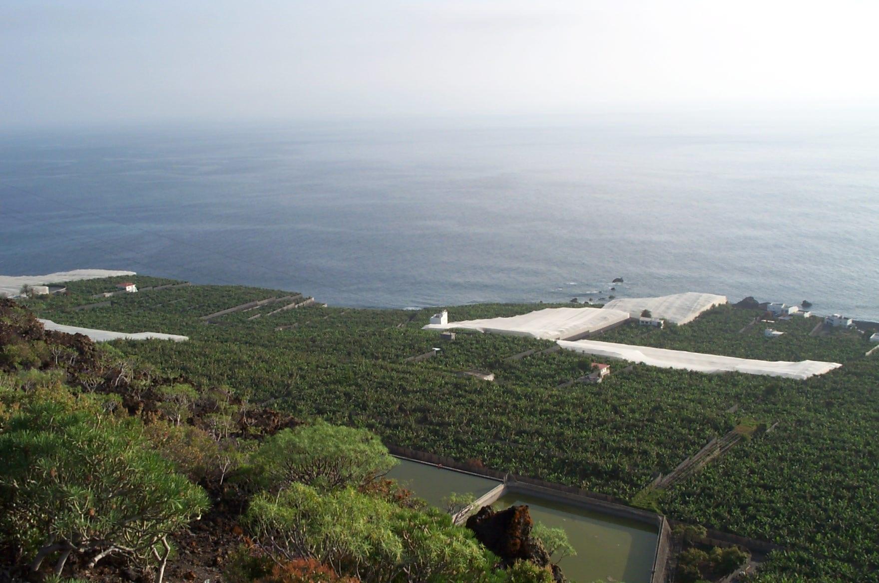 Puerto Naos, Los Llanos de Aridane, Kanarische Inseln, Spanien