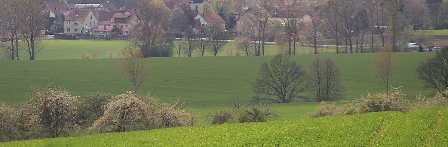 Hörselberg-Hainich, Saksamaa