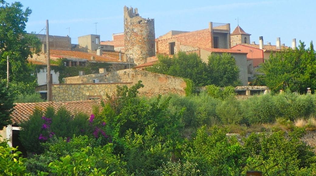"Foto ""Vilanova d'Escornalbou"" von jordi domènech (CC BY-SA)/zugeschnittenes Original"