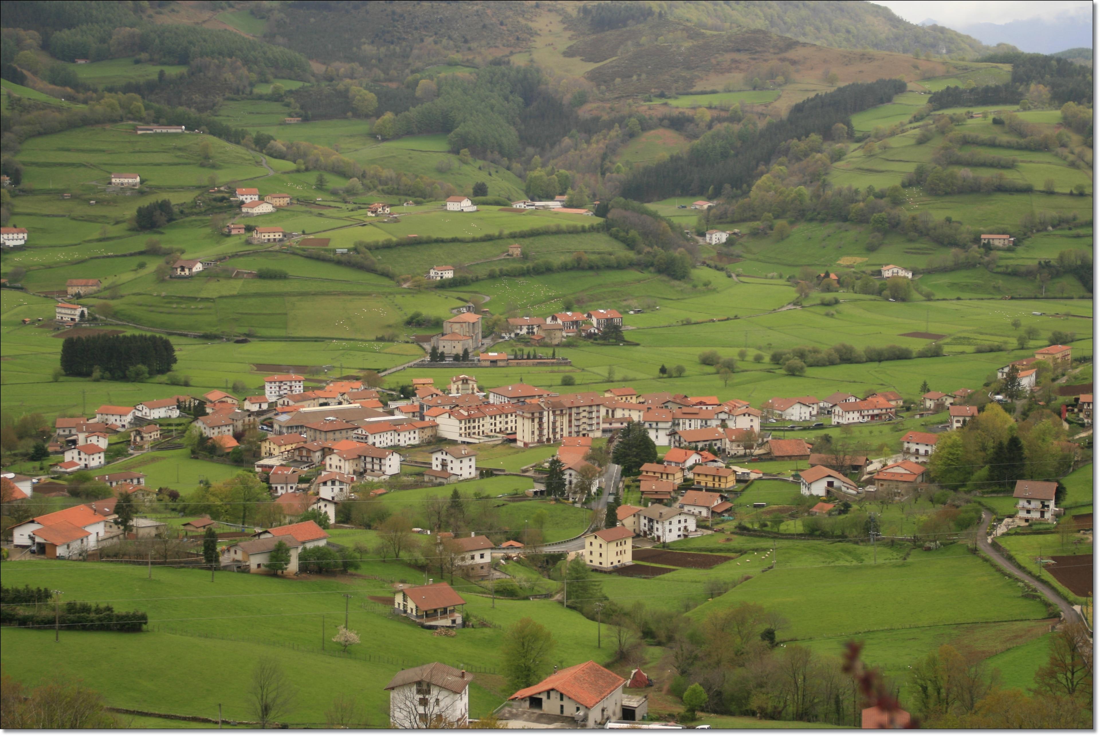 Norte de Aralar, Navarra, España