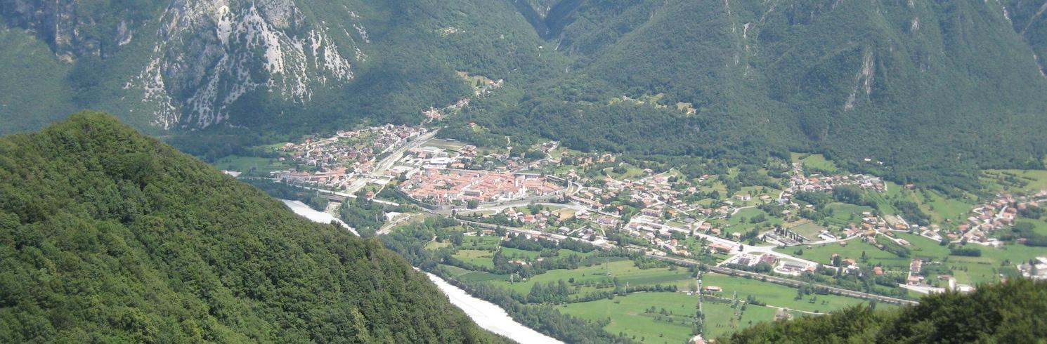 博爾達諾, 義大利