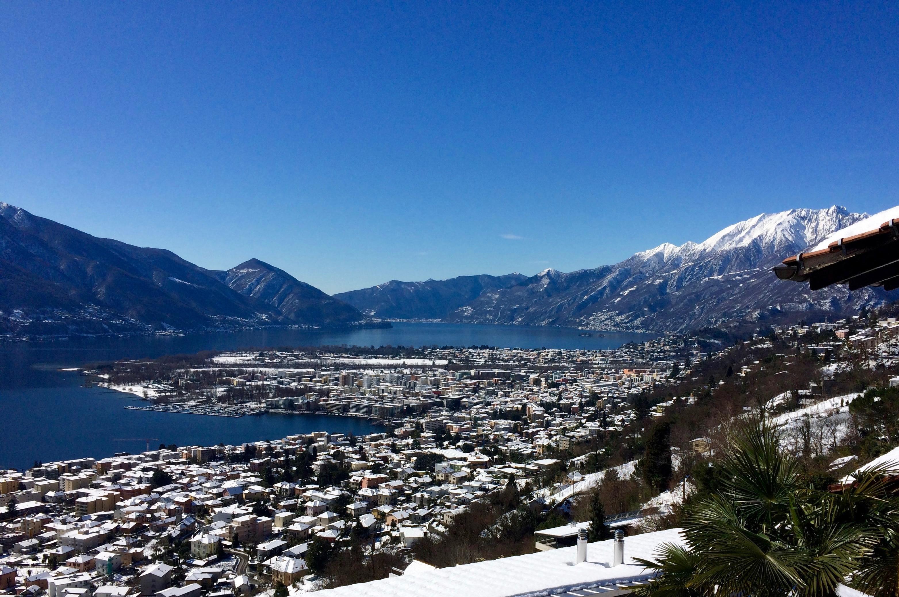 Brione sopra Minusio, Cantão de Ticino, Suíça