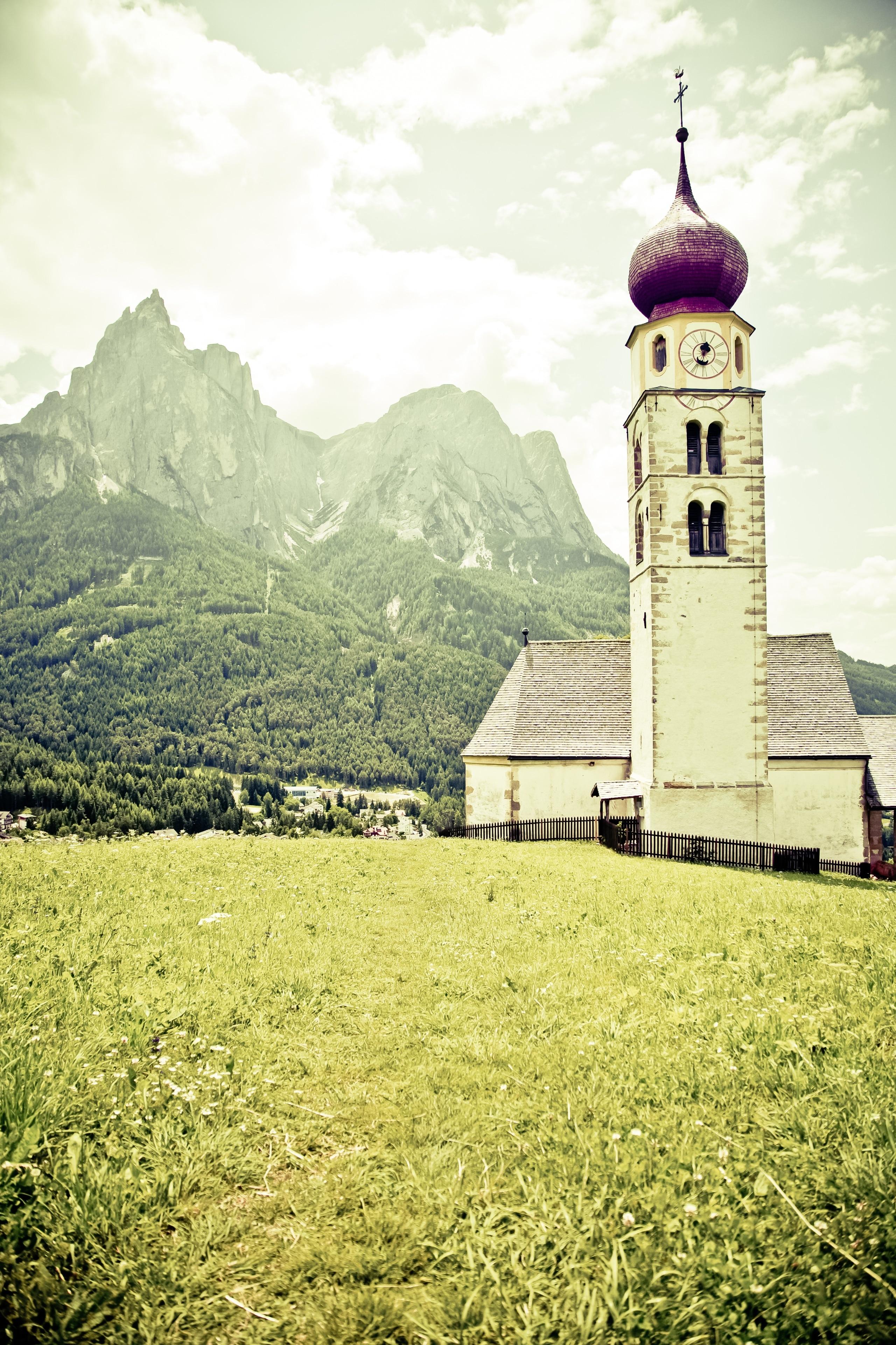 Siusi, Kastelruth, Trentino-Südtirol, Italien