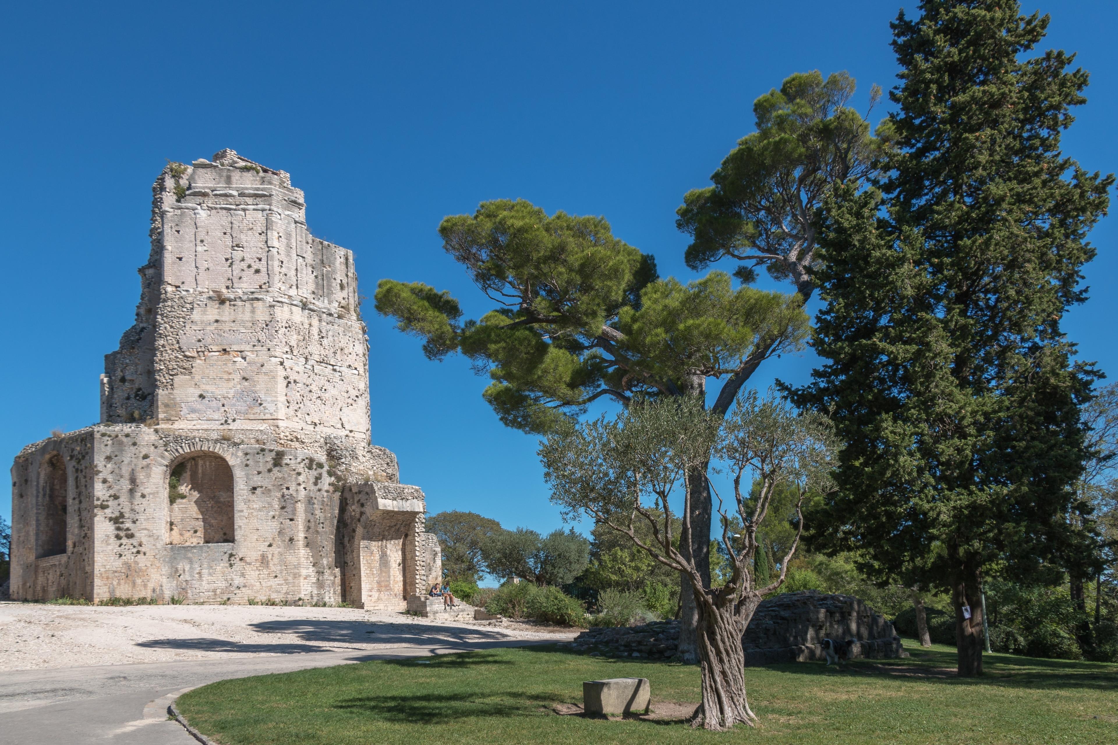 Cadereau, Nîmes, Gard, France