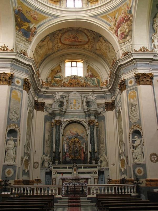 San Miniato, Italien