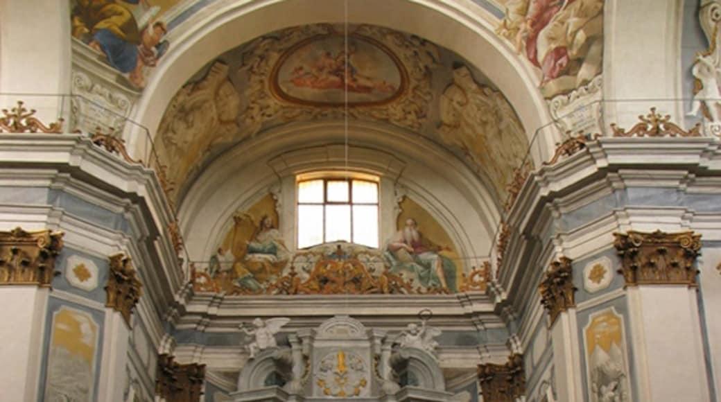 """ภาพ """"San Miniato"""" โดย Manfred Heyde (CC BY-SA) / ตัดภาพจากขนาดต้นฉบับ"""