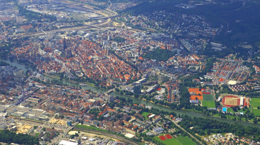 """Foto """"Neu-Ulm"""" von Alexander Reuss (CC BY)/zugeschnittenes Original"""