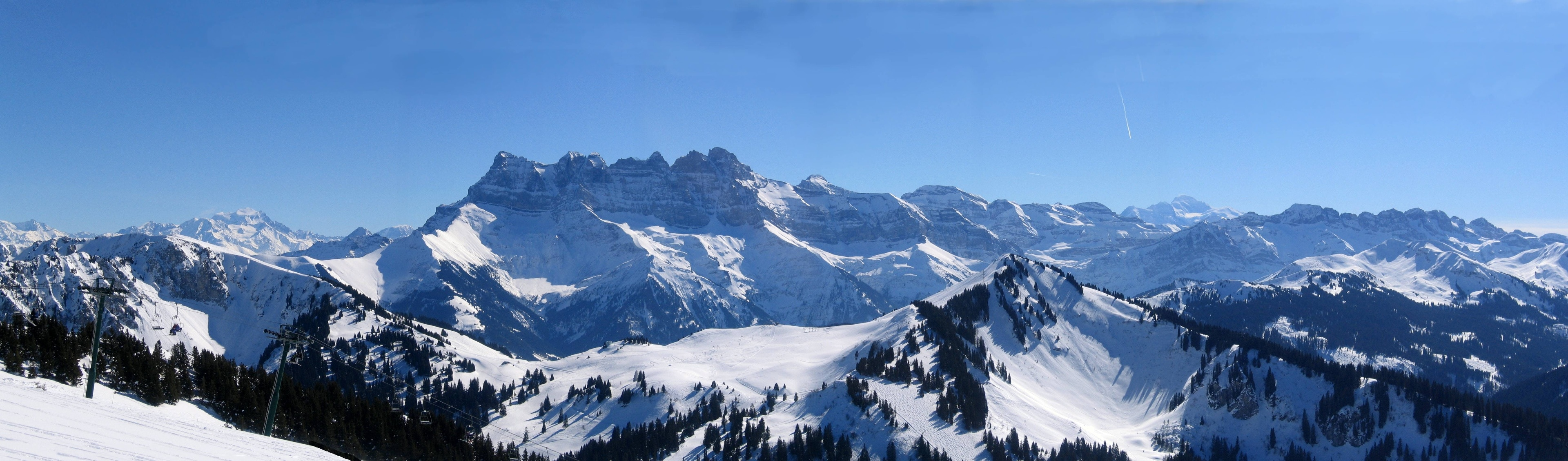 Chatel, Haute-Savoie, France