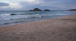 Kijas līča pludmale