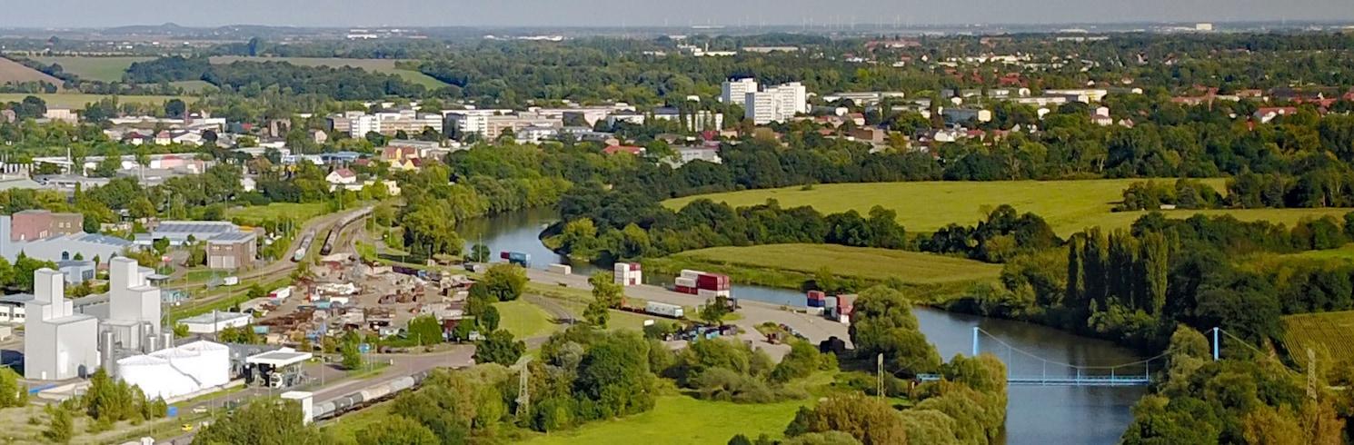 Stadtbezirk West, Saksa