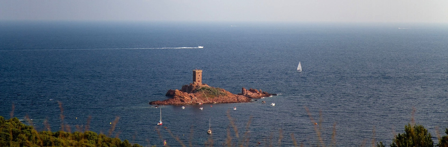 Cap Estérel, France