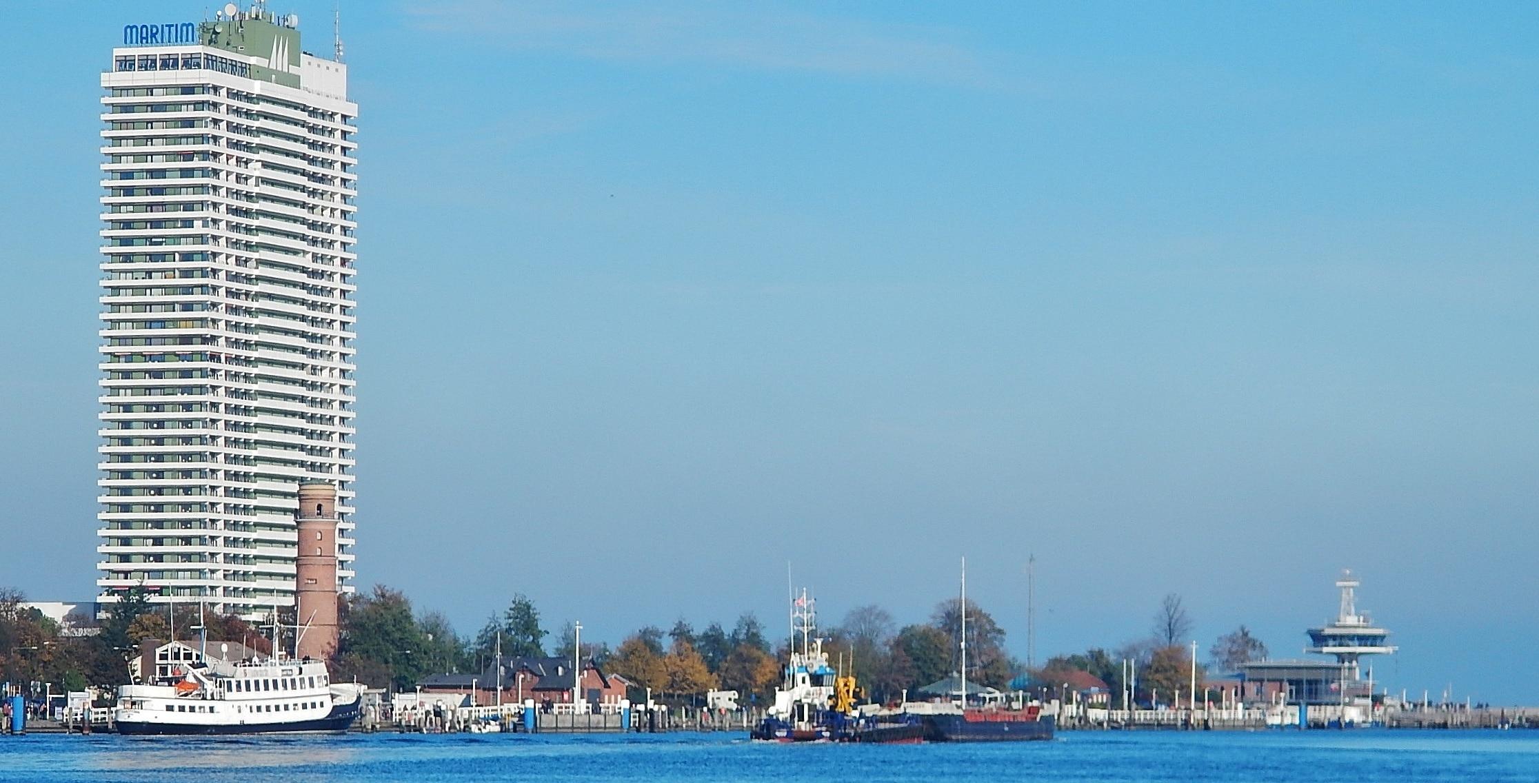 Halbinsel Priwall, Lübeck, Schleswig-Holstein, Deutschland