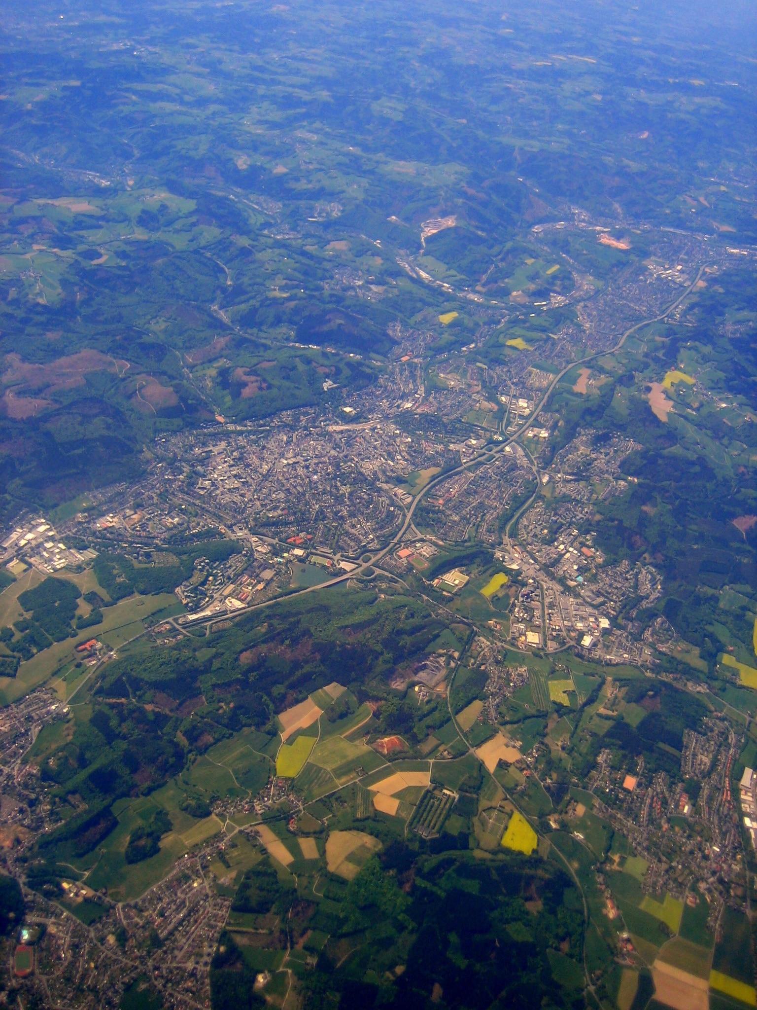 Menden, Noordrijn-Westfalen, Duitsland