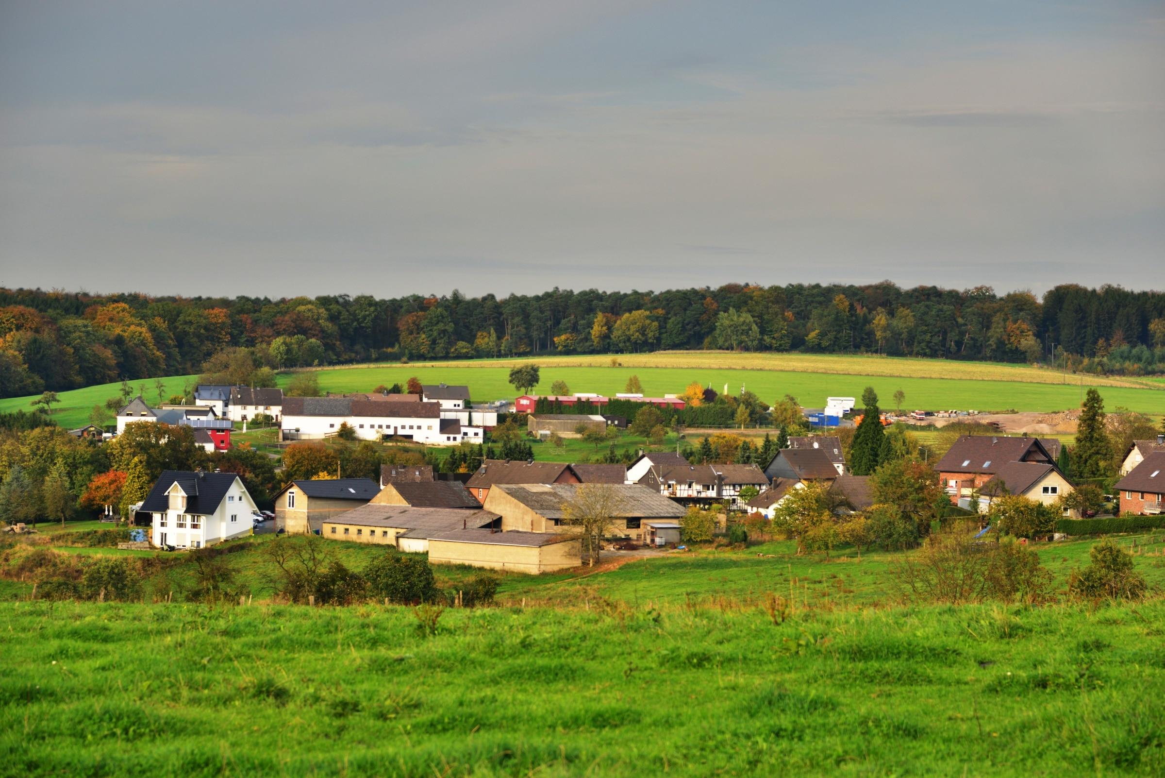 Eitorf, Nordrhein-Westfalen, Deutschland