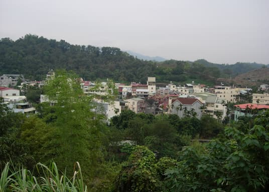 Zhongliao, Tajvan